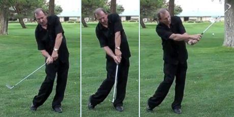 richtig pitchen golf