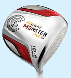 Cleveland HiBore Monster XLS Driver
