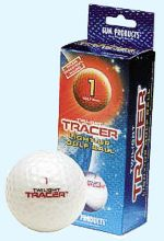 Golfball Twilight Tracer